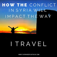 Connecticut cheap ways to travel images How the conflict in syria will impact the way i travel the