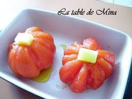 cuisiner le coeur de boeuf tomate coeur de boeuf confite entière la table de mina