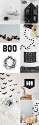 minimal fun halloween decor diy halloween decor 100 layer cakelet