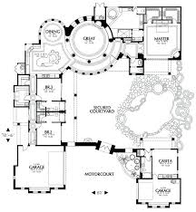 central courtyard house plans courtyard house plans second floor plan courtyard house plans