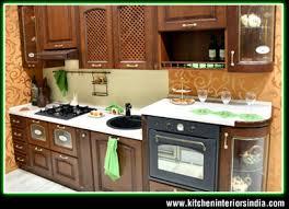 Wooden Kitchen Interior Design Modular Kitchen Interiors Manufacturer In Punjab Aluminium