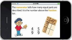 envisionmath understanding fractions youtube