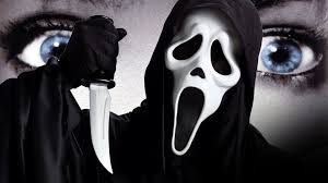 my favorite horror movie is scream a ghostface love story pophorror