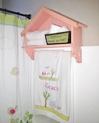 Birdhouse Shower Curtain Ana White Birdhouse Bath Shelf With Towel Bar Diy Projects