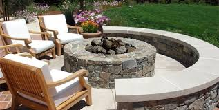 Patio Firepit Outdoor Pit Design Ideas Landscaping Network