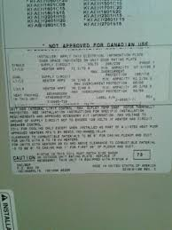 i have a radco fb4anf030 electric furnace that i need to replace