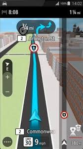 tomtom android tomtom parks new nav app in play store phone scoop