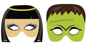 printable halloween masks wayfair