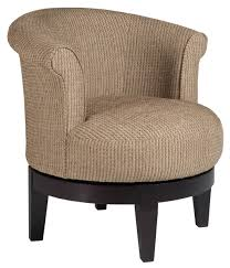 oversized swivel chair ashley sanya oversized swivel accent faux