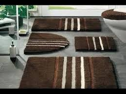 Brown Bathroom Rugs Bathroom Rugs Bathroom Rugs Without Rubber Backing