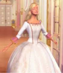 anneliese u0027s dress barbie princess pauper