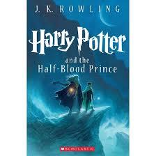harry potter blood prince reprint paperback
