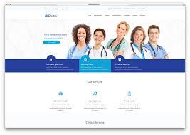 Doctors 20 Best Html5 Medical Website Templates 2017 Colorlib