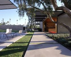 marmol radziner harris pool house