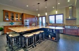 kitchen large kitchen island with seating angel rolling kitchen