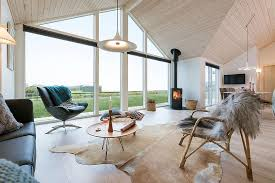 Exquisite Summer House With Danish Design By Skanlux - Summer home furniture