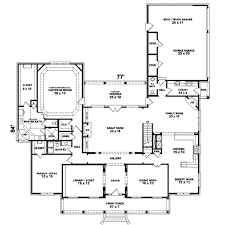 28 southern home floor plans southern living house plan southern home floor plans southern style house plan 3 beds 3 5 baths 4872 sq ft