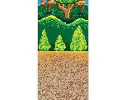 minecraft backdrop minecraft backdrop etsy