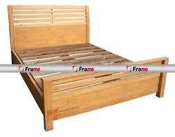 Teak Wood Furniture Teak Wood Indoor Furniture Wood Bed Frame Bed Frame For Sale