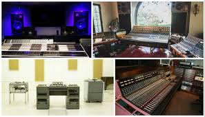 Recording Studio Desk For Sale by Four Classic Consoles Looking For New Homes Vintage King Blog