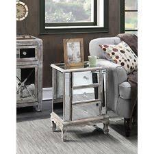 gray nightstands ebay