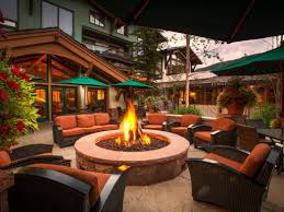 captivating backyard landscaping with fire pit wli inc