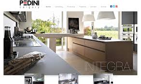 pedini kitchens manufacturing