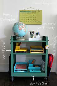 6 creative diy homework stations our holly days