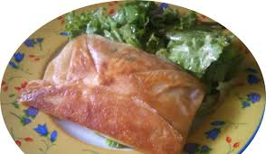 cuisiner la feuille de brick food cuisine du monde recette de brick au thon tunisie