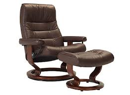raymour and flanigan leather ottoman stressless raymour flanigan