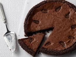 gluten free chocolate frangipane tart recipe food network