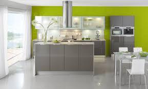 cuisine contemporaine grise cuisine contemporaine glossy class idée de décoration cuisine plus