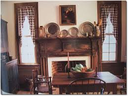 primitive colonial home decor how to really live life the primitive style