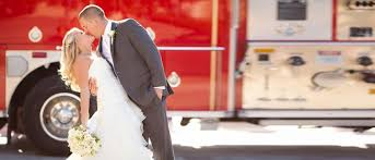 fireman wedding cake toppers firefighters emt personalized wedding cake toppers