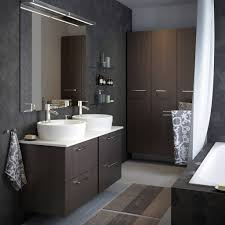 bathroom cabinets design ideas bathroom decorative black framed