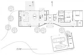 Kaufmann Desert House Floor Plan Desert Home House Plans Home Plan