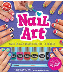 nail art kit for kidsartnailsart crazart shimmer n sparkle