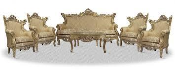 barock wohnzimmer barocke sofa sets pracht wohnzimmer für eine ambiente voller