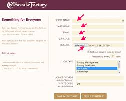 Resume For Factory Job by Cheesecake Factory Career Guide U2013 Cheesecake Factory Application