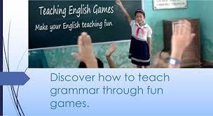 esl classroom games to make teaching english easy and fun