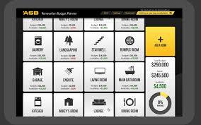 Bathroom Budget Planner Underscreen U2022 Asb Bank Renovation Budget Planner