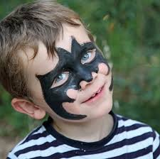 Boys Batman Halloween Costume 16 Cute Easy Halloween Face Makeup Ideas Kids