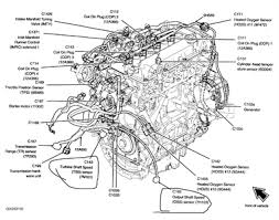ford focus st engine diagram ford wiring diagrams instruction