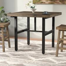 Reclaimed Dining Room Tables Reclaimed Wood Kitchen Dining Tables You Ll Wayfair