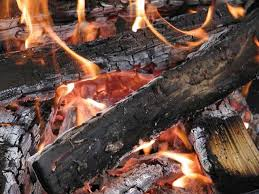 burn on wood facts for u whatever you burn turns black why
