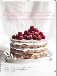 chocolate hazelnut pavlova donna hay christmas recipes