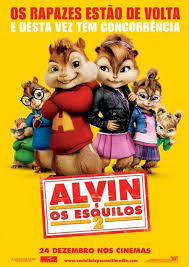 Download - Alvin E Os Esquilos 2 DVDRip AVI Dual Áudio + RMVB Dublado