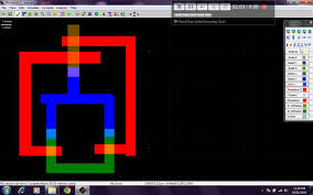 layout design cmos cmos nor layout design using microwind youtube