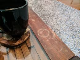how to remove water stains from wood furniture cnet