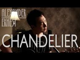 Youtube Chandelier Chandelier Sia Youtube Cover Alexander Ernest Video Youtube